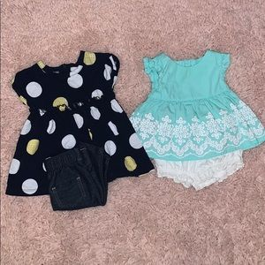 Two Gymboree outfits
